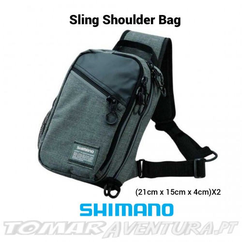 Shimano Sling Shoulder Bag BS-025Q S