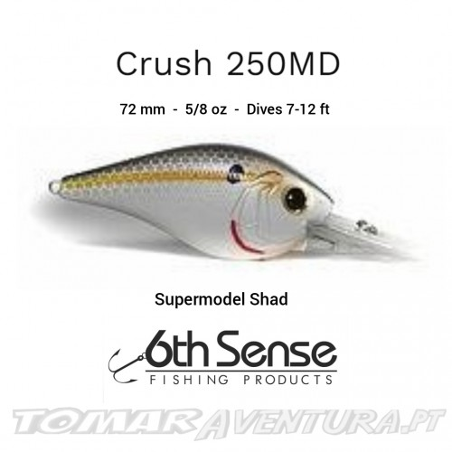 6TH Sense Crush 250MD