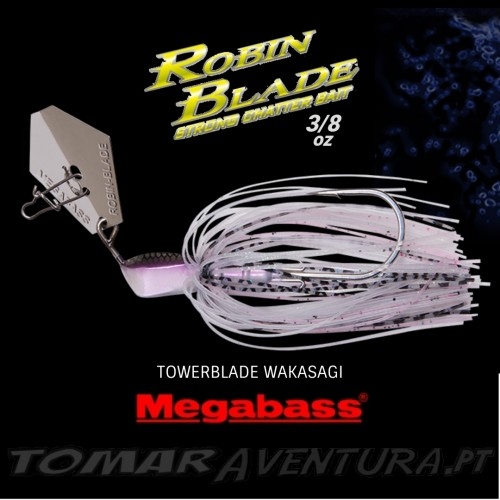 Chaterbait Megabass Robin Blade 3/8oz