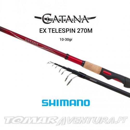 Cana Shimano Catana EX Telespin 270