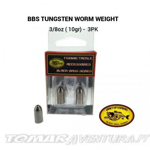 BBS Tungsten Worm Weight