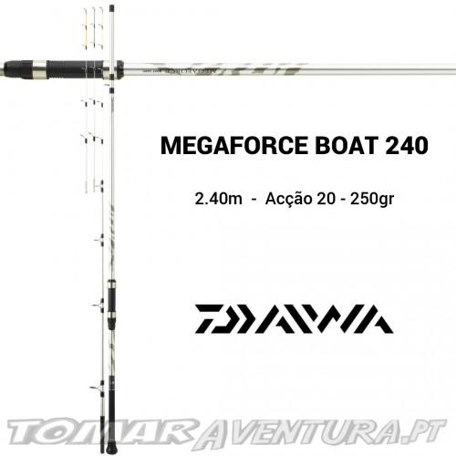Cana Daiwa Megaforce Boat