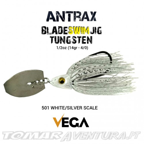 Vega Antrax Blade Swiming Jig Tungsten