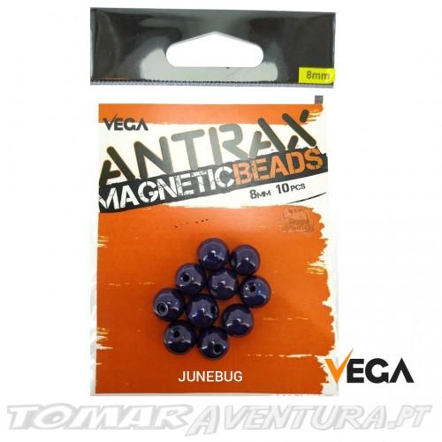 Vega Antrax Magnetic Beads 8mm