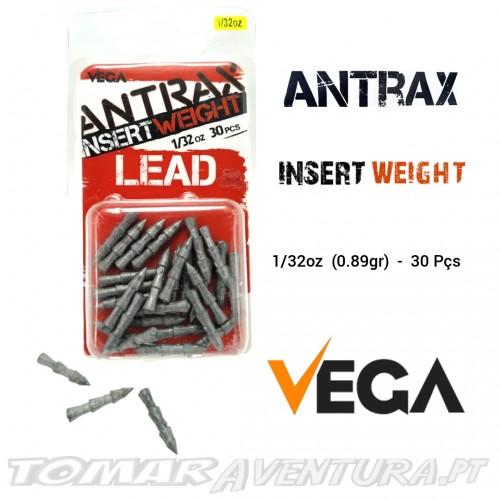 Vega Antrax Insert Weight Lead