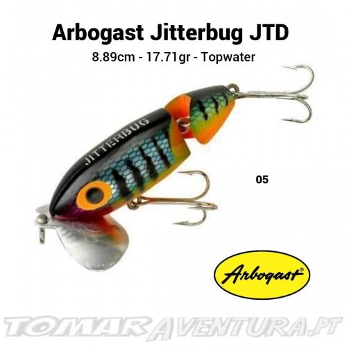 Arbogast Jitterbug JTD