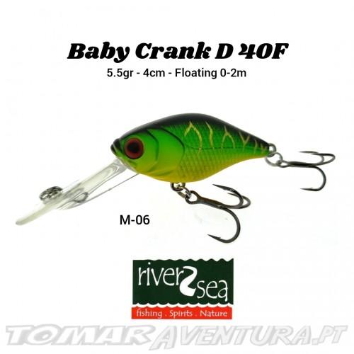 River2Sea Baby Crank D 40F