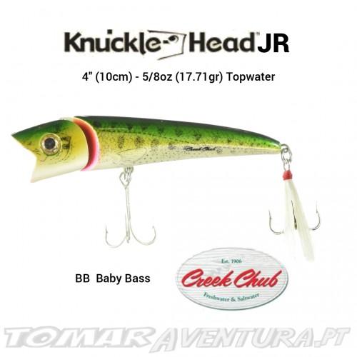 CREEK CHUB KNUCKLE-HEAD JR.