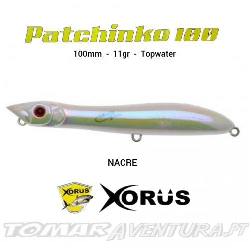 Xorus Patchinco 100
