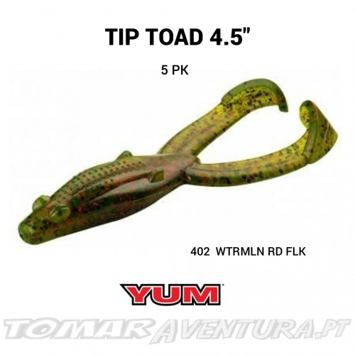 Yum Tip Toad 4.5""