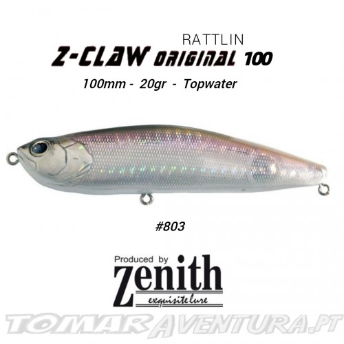 Zenith Z-Claw Original 100 Rattlin