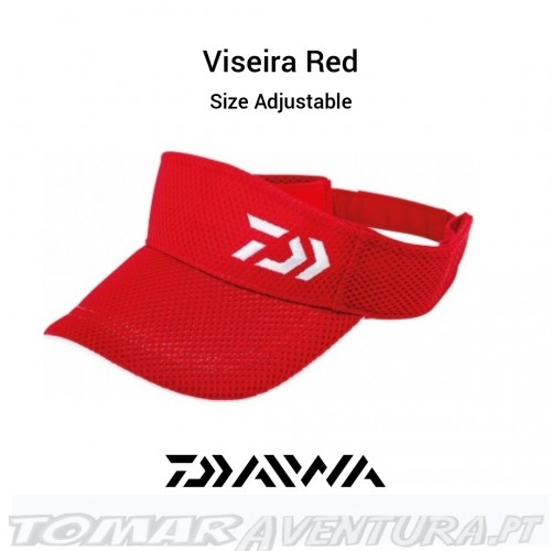 Daiwa Viseira Red
