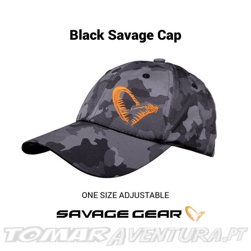 Black Savage Cap