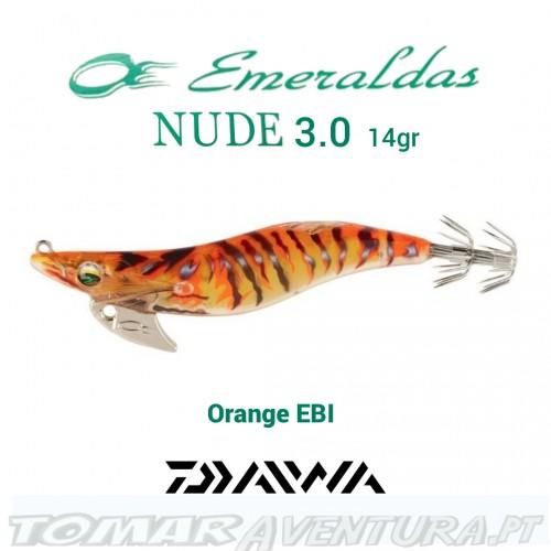 Daiwa Emeraldas Nude 3.0