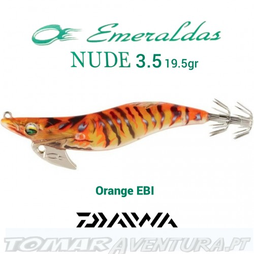 Daiwa Emeraldas Nude 3.5