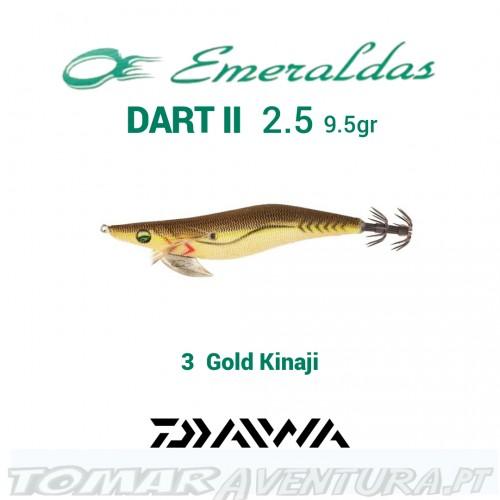 Daiwa Emeraldas Dart ll 2.5