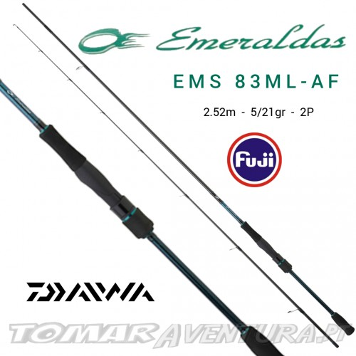 Cana Daiwa Emeraldas EMS 83ML-AF