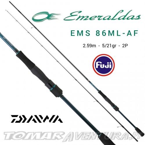 Cana Daiwa Emeraldas EMS 86ML-AF