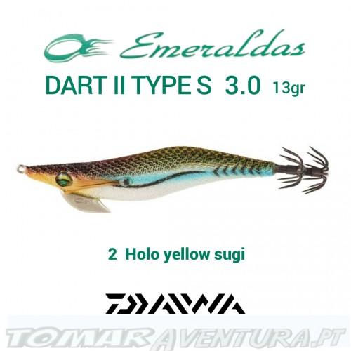 Daiwa Emeraldas Dart II S 3.0
