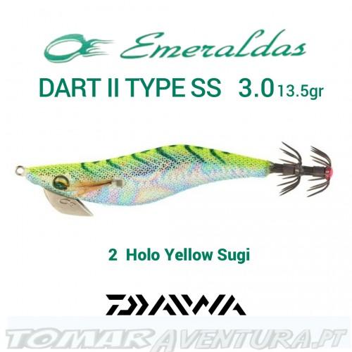 Daiwa Emeraldas Dart II SS 2.5