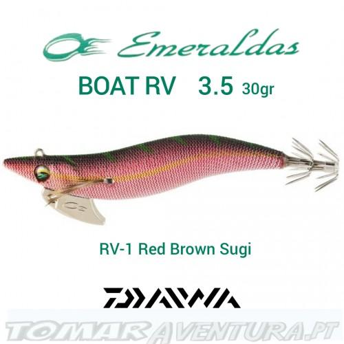 Daiwa Emeraldas Boat RV 3.5