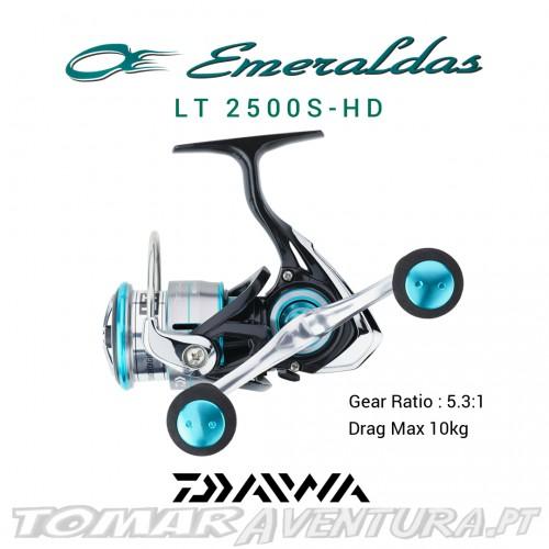 Daiwa Emeraldas LT 2500S-DH