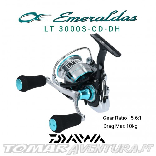Daiwa Emeraldas LT 3000S-CH-DH
