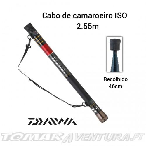 Daiwa Cabo de camaroeiro ISO 2.55m