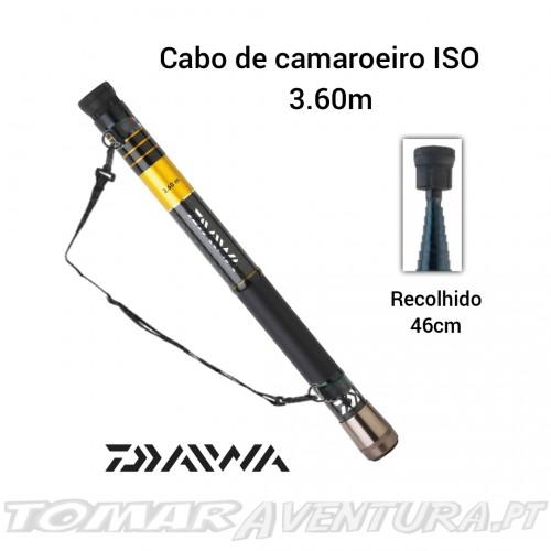 Daiwa Cabo de camaroeiro ISO 3.60m