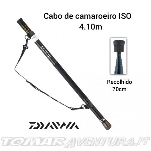 Daiwa Cabo de camaroeiro ISO 4.10m