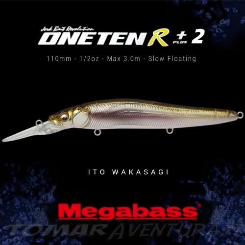 Megabass ONETEN R+2
