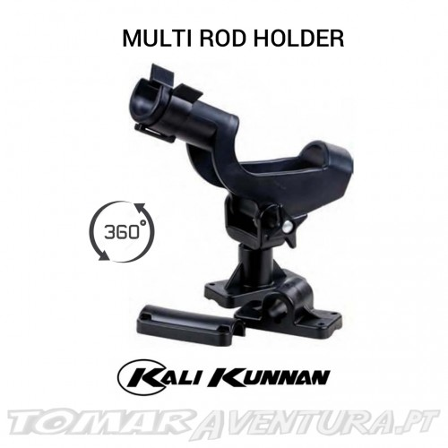 Kali Kunnan Multi rod Holder