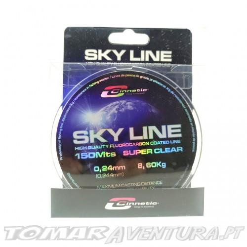 Linha Cinnetic Sky Line Clear 150m