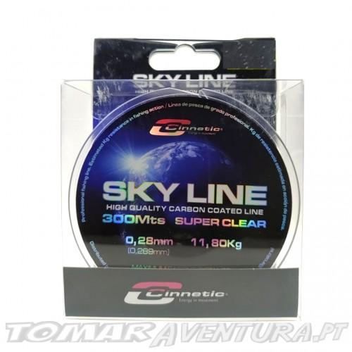 Linha Cinnetic Sky Line Clear 300m
