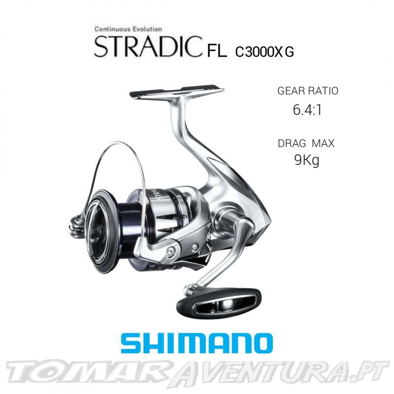 Shimano Stradic FL C3000XG