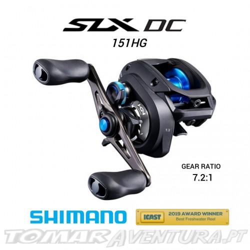 Carreto Baitcasting Shimano SLX DC