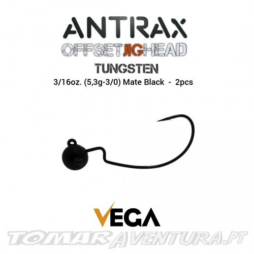 Vega Antrax Offset Jig Head