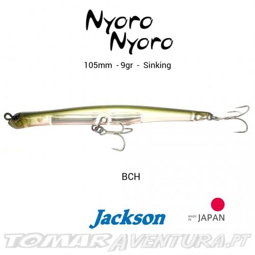 Jackson Nyoro Nyoro 105