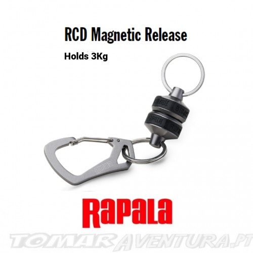 Rapala RCD Magnetic Release Grey