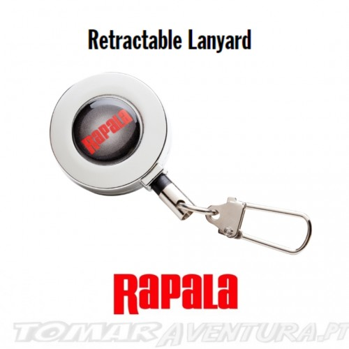 Rapala EZ Retractable Lanyard