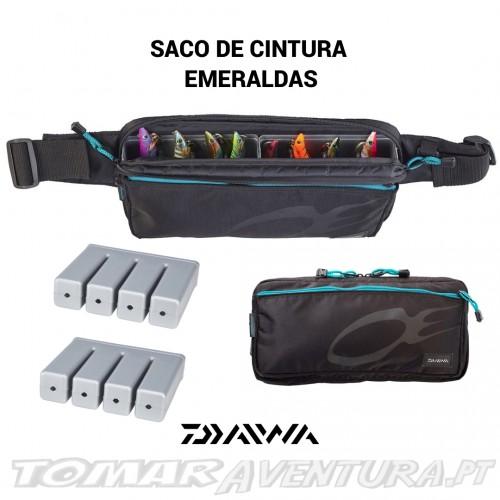 Daiwa Saco de cintura Emeraldas