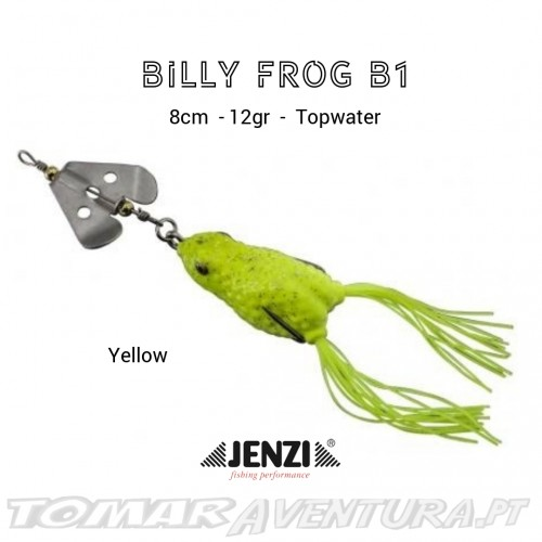 Jenzi Billy Frog B1