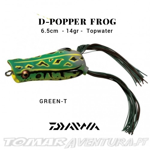 Daiwa D-Popper Frog