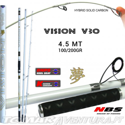 NBS Vision V30 Hibrida