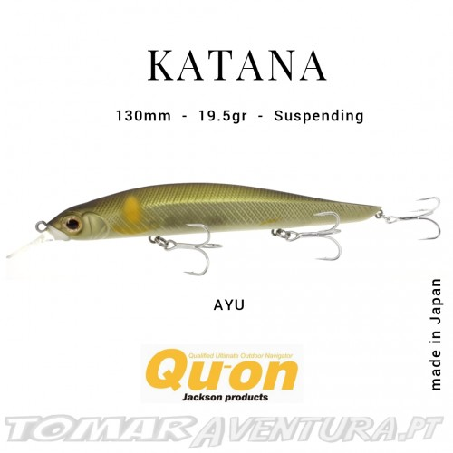 Qu-on Katana 130SP