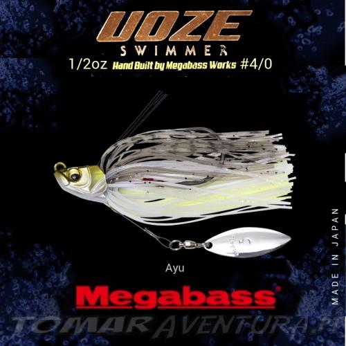 Megabass  Uoze Swimmer 1/2oz