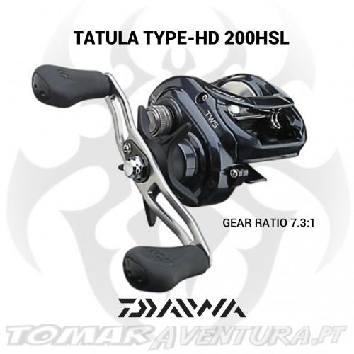 Daiwa Tatula Type-HD 200HSL