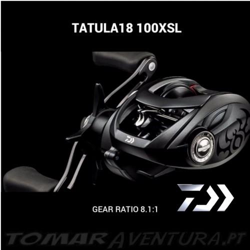 Daiwa Tatula18 100XSL