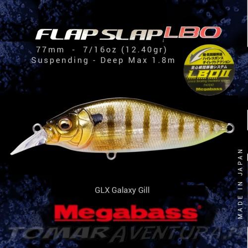 Megabass Flap Slap LBO