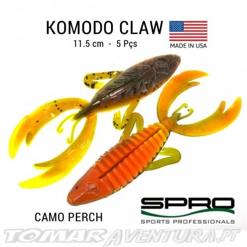 Amostra Spro Komodo Claw 11.5cm